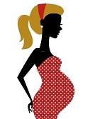 silueta-embarazada