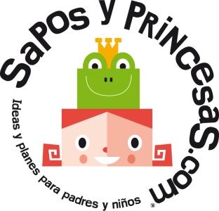 logo sapos y princesas