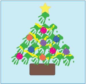 arbol-de-navidad-de-manos