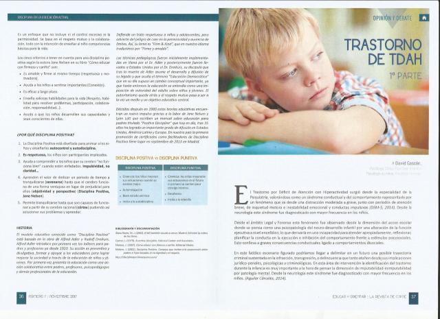 Revista 7 página tercera