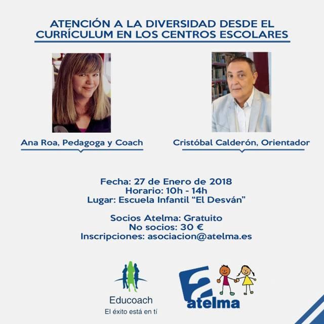ATENCIÓN A LA DIVERSIDAD DESDE EL CURRÍCULUM EN LOS CENTROS ...