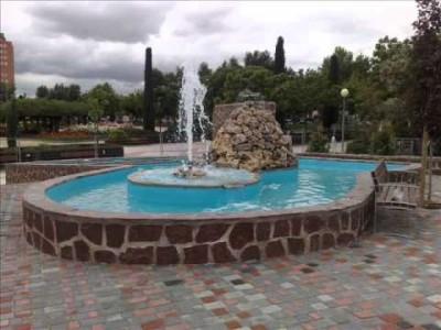 Parque de las fuentes fuenlabrada